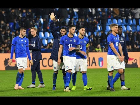 355d03297 Highlights Under 21: Italia-Inghilterra 1-2 (15 novembre 2018) - YouTube