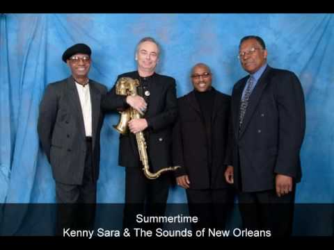Summertime - Kenny Sara & the Sounds of New Orleans