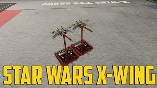 Tabletop Simulator - Star Wars X- Wing
