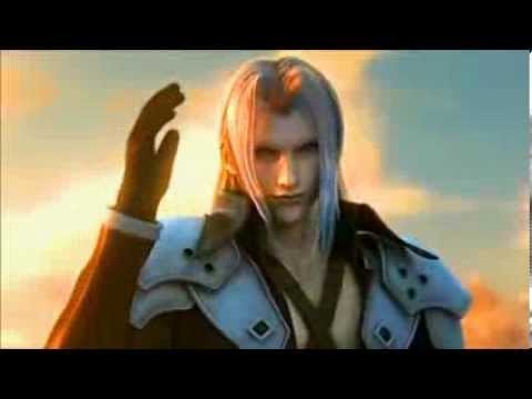 Final Fantasy [AMV] - Sephiroth Tribute