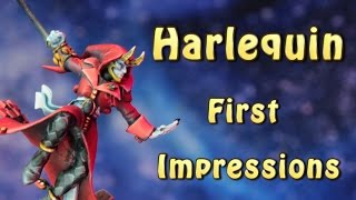 First Impressions - Harlequin Codex Review Ep 01