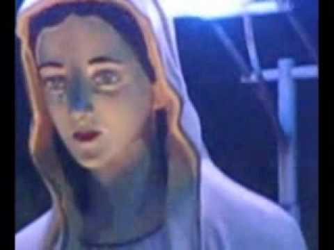 Dấu lạ ở tượng Đức Mẹ GX Bạch Lâm
