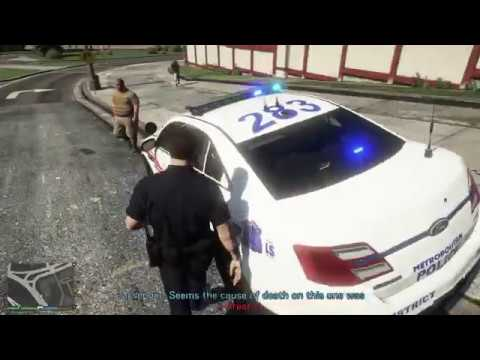 【GTA5 LSPDFR】The Police ~ロスサントス市警 業務日誌~【#6-1 FPIS】