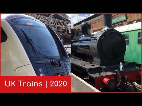 Trains Across The UK | 2021