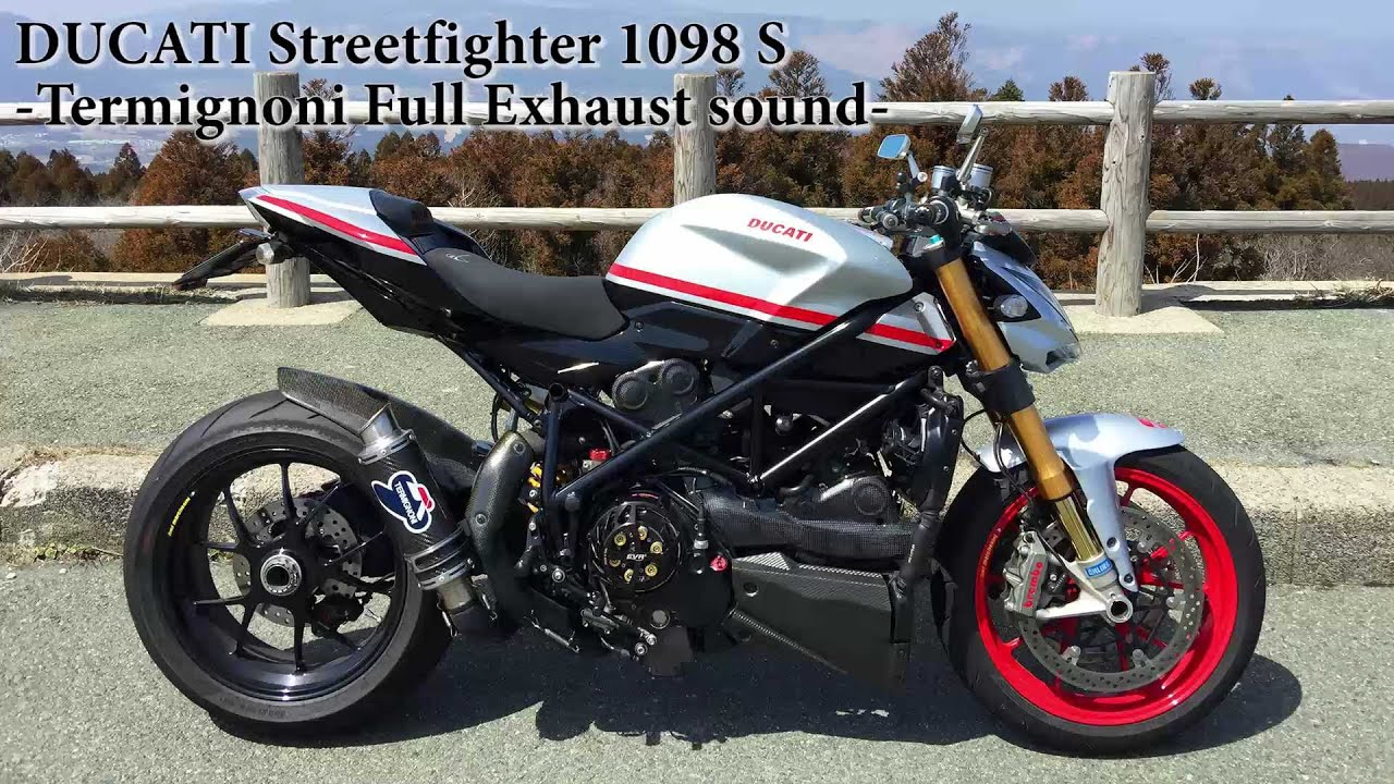 image gallery ducati streetfighter 1098. Black Bedroom Furniture Sets. Home Design Ideas
