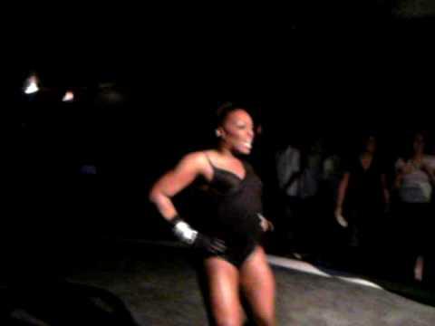 Ciara Spaulding at Stonewall