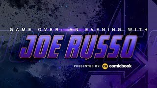 Game Over: An Evening With Avengers: Endgame Director Joe Russo