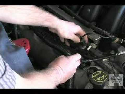 citroen c4 tailgate wiring diagram bosch 4 wire o2 sensor spark plug replacement youtube
