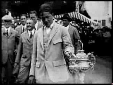 Bobby Jones, Walter Hagen Golf 1924