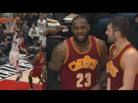 Blazers Dominate Cavs! Is Kyle Korver Bad Luck? Cavs vs Blazers