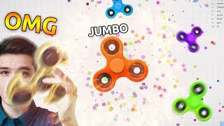 BEST FIDGET SPINNER GAME EVER ( Insane Gameplay )
