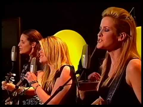 Dixie Chicks - Landslide (live, 2003)