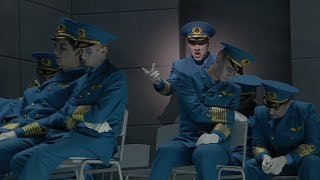 EXTRACT   THE FLYING DUTCHMAN 'Die Frist ist um' Wagner - Latvian National Opera and Ballet