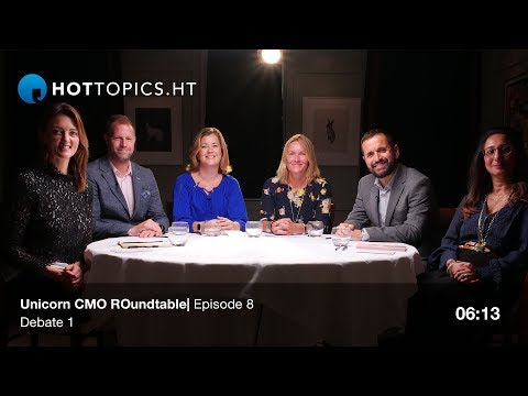 Senior marketing leaders debate the technologies and strategies that will future-proof their roles
