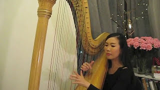 Beauty and the Beast - Harp Solo
