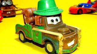 Pixar Cars Collectors Mater Ho…