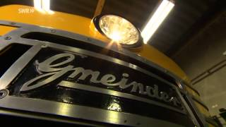 100 Jahre Lokomotivmanufaktur Gmeinder. Diesel Shunter Factory