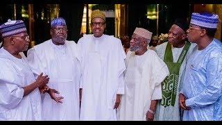 Saraki vs IGP Idris: It is surely politics - Senate leader speaks after meeting with Buhari