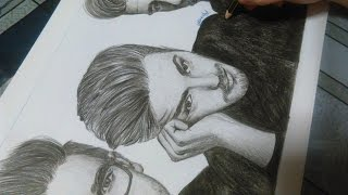 Speed Drawing - Il Volo