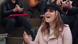 "Shoshana Bean Sings ""Door Number Three"" From What's NOT Inside: The Lost Songs from Waitress"
