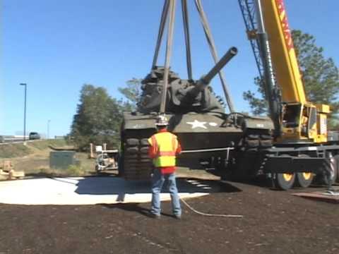 Fort Knox Bradleys Arrive At Fort Benning