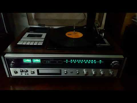Stereo Music System SANYO DXT 5401K (1974)