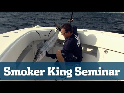 King Mackerel Seminar - Florida Sport Fishing TV