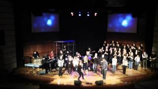 NCU Worship Live World - Worldgate - Mighty God - 10-4-12