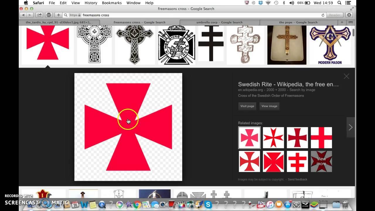 Tardis freemasons illuminati cross pope umbrella corp youtube tardis freemasons illuminati cross pope umbrella corp biocorpaavc Choice Image