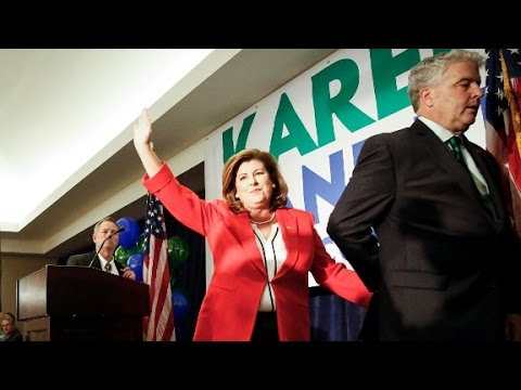 CNN projects: Karen Handel wins