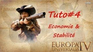 Tuto FR Europa Universalis IV - Economie & Stabilité (4/5)