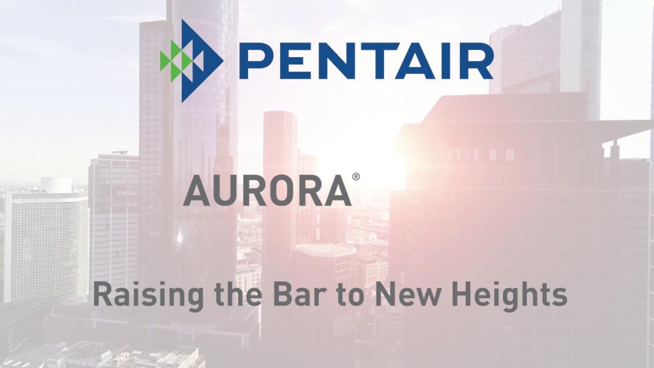 Pentair Aurora Pump 3800 series