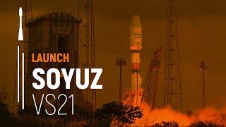 Arianespace Flight VS21 / OneWeb F6