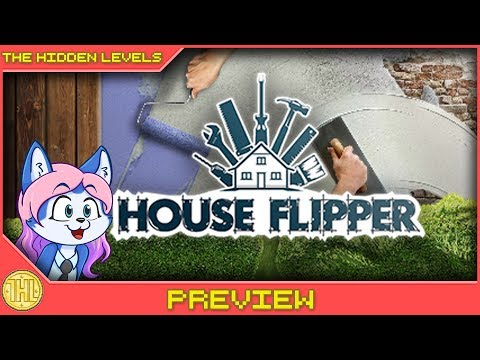 House Flipper - A dirty job... but someone has to do it (Steam/PC)