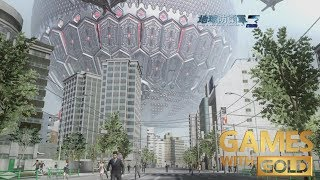 Earth Defense Force 2017 - Games With Gold