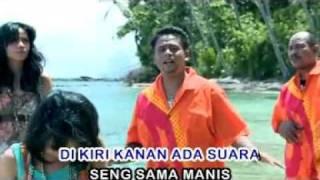 kakae SP Artis vocal vcd untuk Maluku II cipt Doddy Telehala