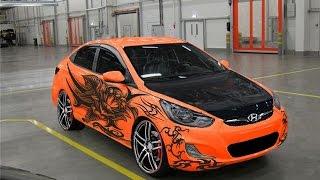 Тест драйв Hyundai Solaris 2015 Обновленный Солярис хендай. AUTOPASTOR смотреть