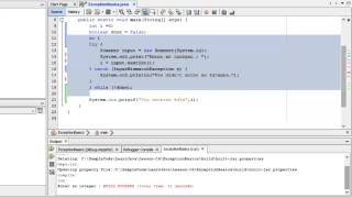 Learn Programming in Java - Lesson 16: Exceptions