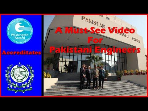 Washington Accord (WA) Accreditation Agreement For Pakistani Engineers (PEC)   Job and Work Visa