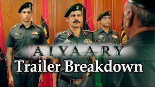 AIYAARY TRAILER BREAKDOWN | THINGS YOU MISSED | SIDHARTH MALHOTRA | FULL MOVIE | FILM REVIEW