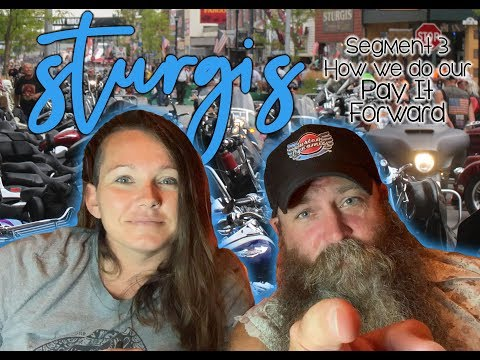 Sturgis Pay It Forward | Segment 3 | How To Organize Charity Poker Run Raise Money