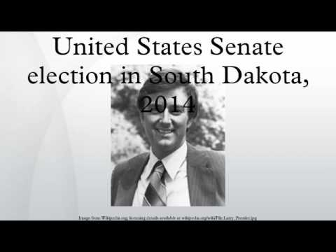 United States Senate election in South Dakota, 2014