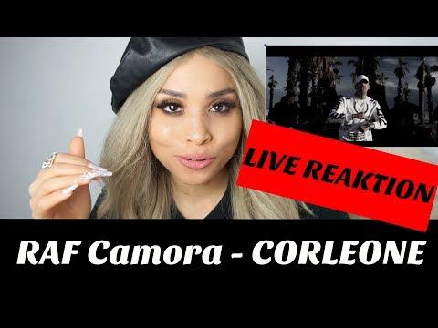 RAF Camora - CORLEONE ( Official Video) live reaction | JENNYFROMTHEBLOG