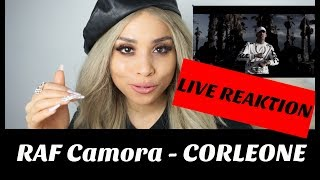 RAF Camora - CORLEONE ( Official Video) live reaction | JENNYFROMTHEBLOG