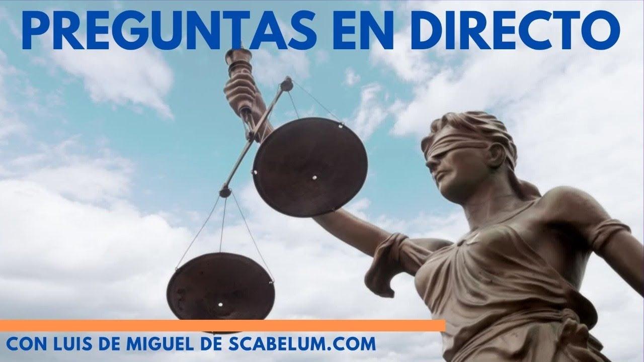 Directo con Luis de Miguel después de la Concentración Masiva #MADRID16A