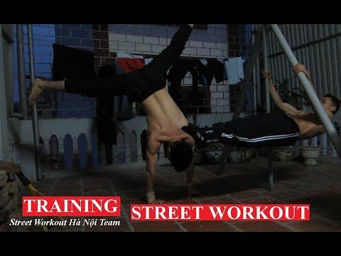 Hà Nội Lạnh & Mưa | Tập Luyện Street Workout Tại Nhà