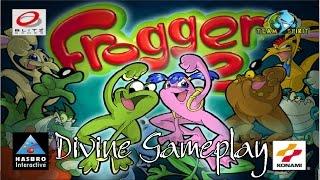 "KlasykaGatunku | Gameplay ""Frogger 2: Swampy"