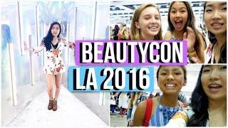 Beautycon LA 2016 + Selena Gomez Revival Tour Concert | JensLife