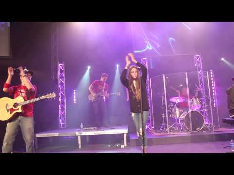Wake  (Cover BridgePoint Band - Bailee Whipple) Hillsong Young and Free Cover - October 5, 2014