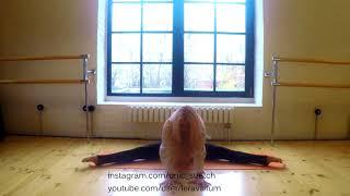 Как сесть на шпагат в домашних условиях. Упражнение для развития гибкости, поперечный шпагат